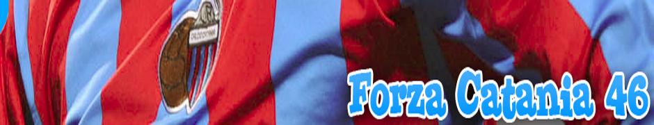 Forzacatania46.com - Il Sito dei Tifosi del Calcio Catania