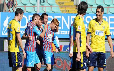 Catania-Lazio