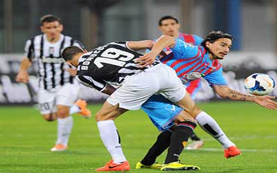 Catania-Juventus