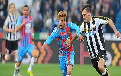 Udinese-partita