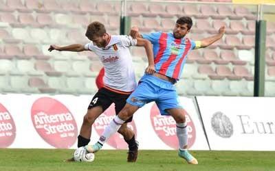 Messina - Catania 0-0