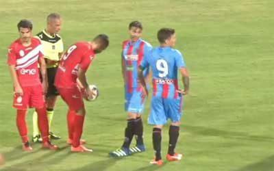 Catania-Akragas 2-0