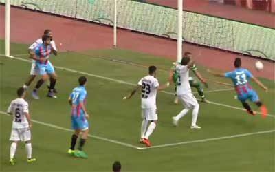Catania - Lecce 2-0
