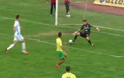 Melfi-Catania 1-1