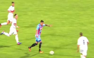 Catania-Cosenza 0-2