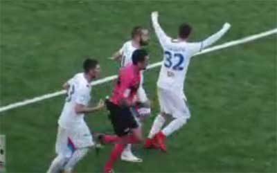 Juve Stabia – Catania 0-1