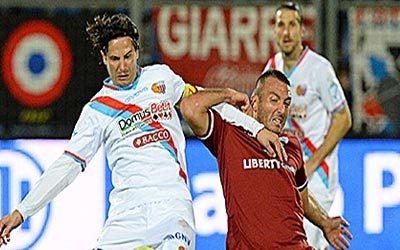 Trapani - Catania 2-0
