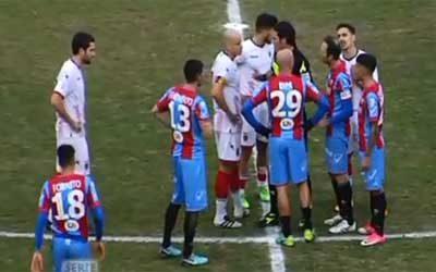 Catania - Casertana 1-2