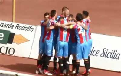 Catania-Reggina 2-1