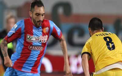 Catania-Juve Stabia 0-0