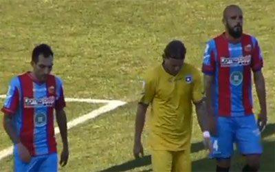 Catania Paganese 2-1