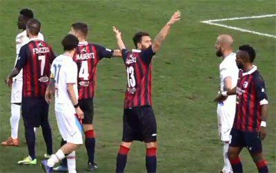 Vibonese-Catania 0-0