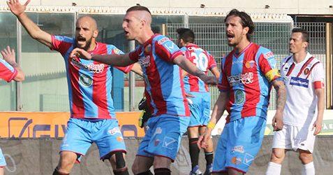 Potenza Catania 1-1